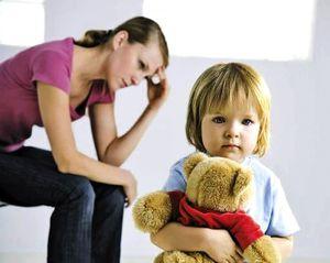 Лишение родительских прав матерей одиночек