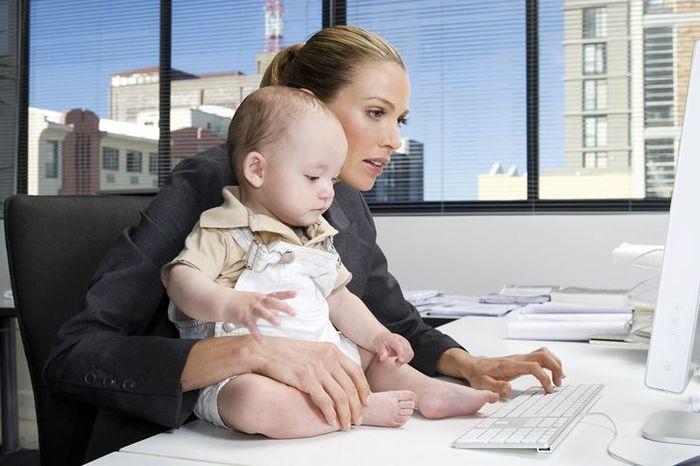 Увольнение и сокращение матери одиночки