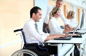 Группы инвалидности и степени нарушений функций организма при трудоустройстве