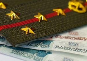 Пример расчета пенсии военнослужащего