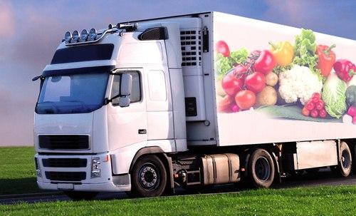 Транспорт для перевозки скоропортящихся продуктов