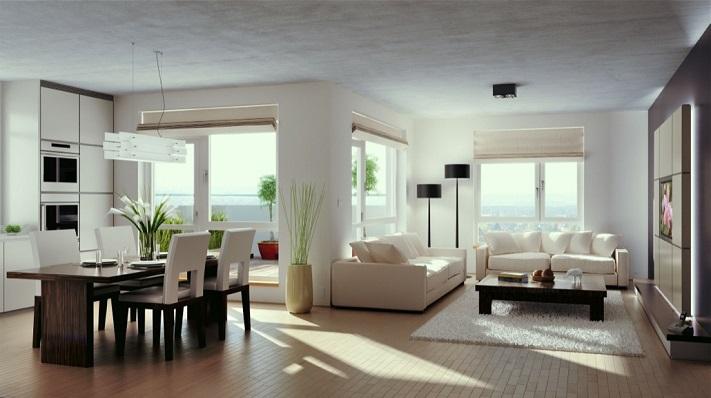 Новая квартира в Праге