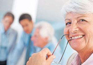 Набор социальных услуг для пенсионеров