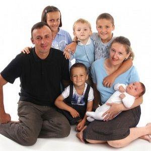 Порядок оформления статуса многодетной семьи