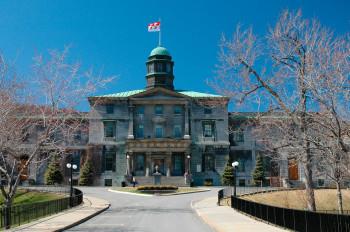 Университет Макгилла в Канаде