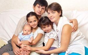 Законы о выплатах многодетным семьям