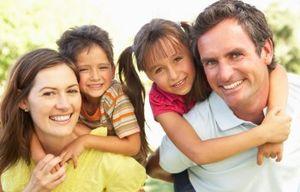 Признаки приемной семьи
