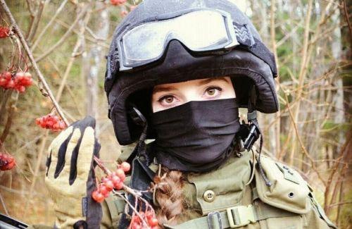 Как получить военный билет девушке