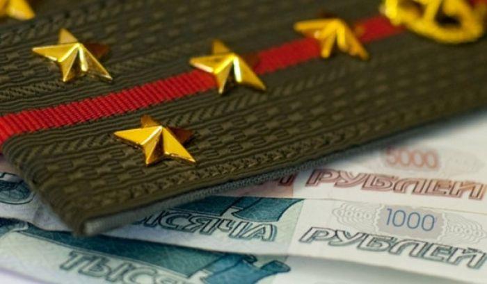 Правила и пример расчета размера второй пенсии военных