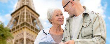 Пенсионеры в отпуске