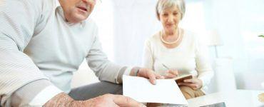 Документы у пенсионеров