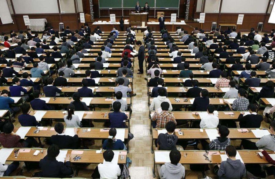 Обучение в японском вузе
