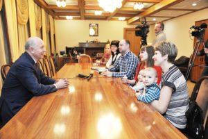 Реализация программы Молодая семья в Самарской области